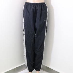 Nike Vintage Windbreaker Athletic Nylon Pants M L